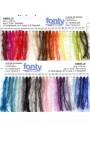 Gamme Ombelle by Fonty - Mohair