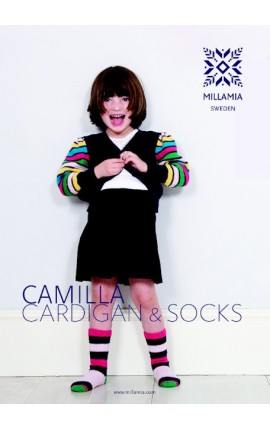Cardigan & chaussette Camilla