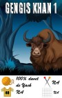 Gengis Khan 1 | FONTY - 100% duvet de Yack