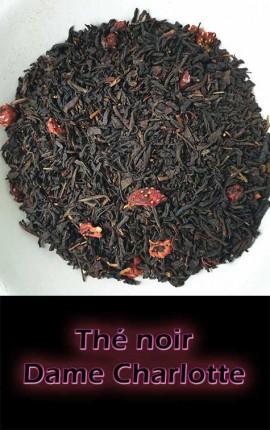 Thé noir - Dame Charlotte