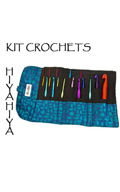 Kit crochet en aluminium Hiya Hiya