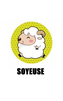 Soyeuse by Fonty