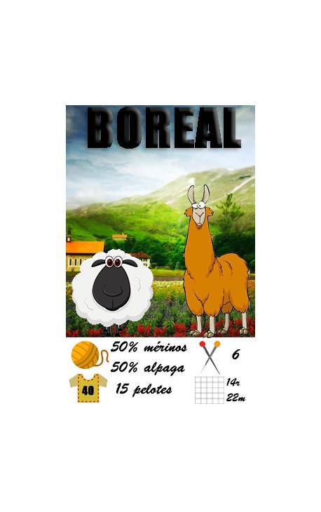 Boréal by Fonty