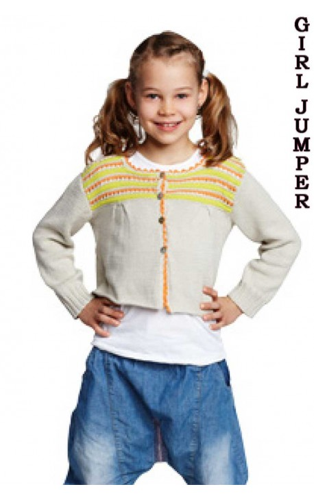 GIRL JUMPER