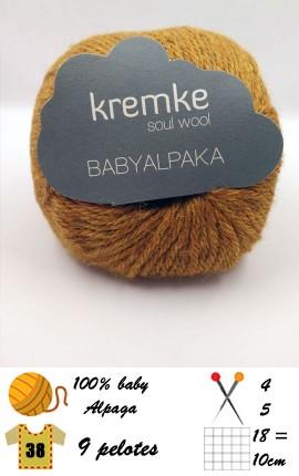 Baby Alpaka by Kremke