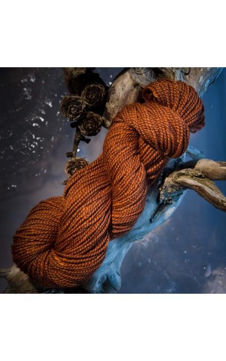 Acadia by The Fiber Company - Orange Storm