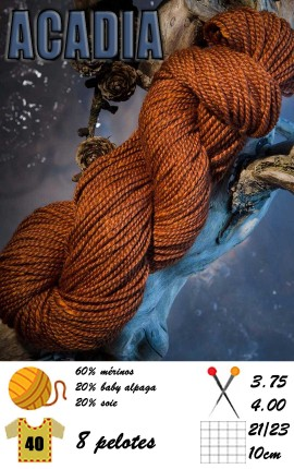 Acadia by The Fiber Company
